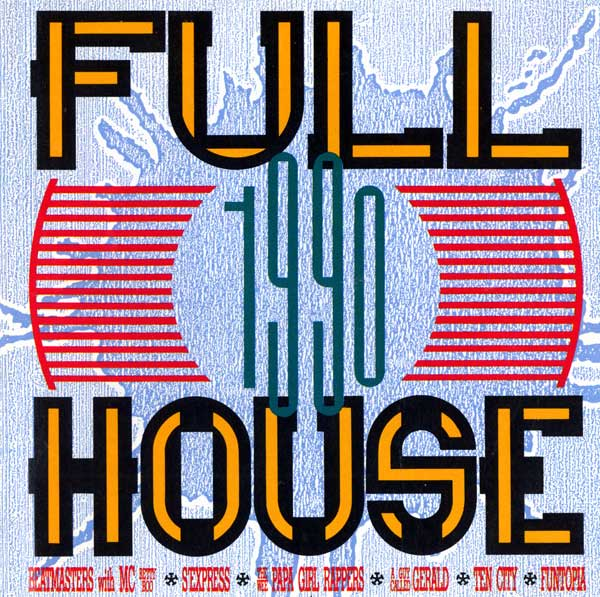 A guy called gerald compilation mixes full house 1990 for House music 1988