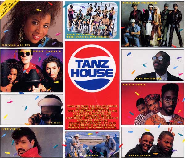 a guy called gerald compilation mixes tanz house vooodoo ray